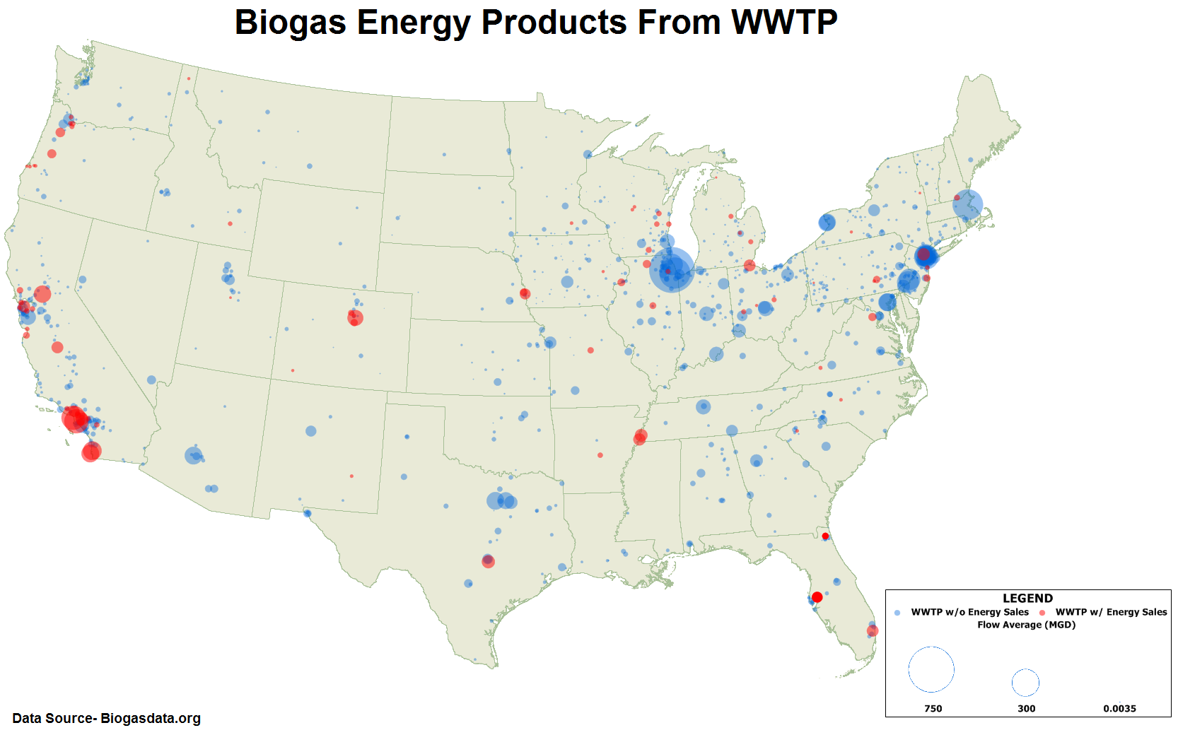 WWTP Biogas Potential