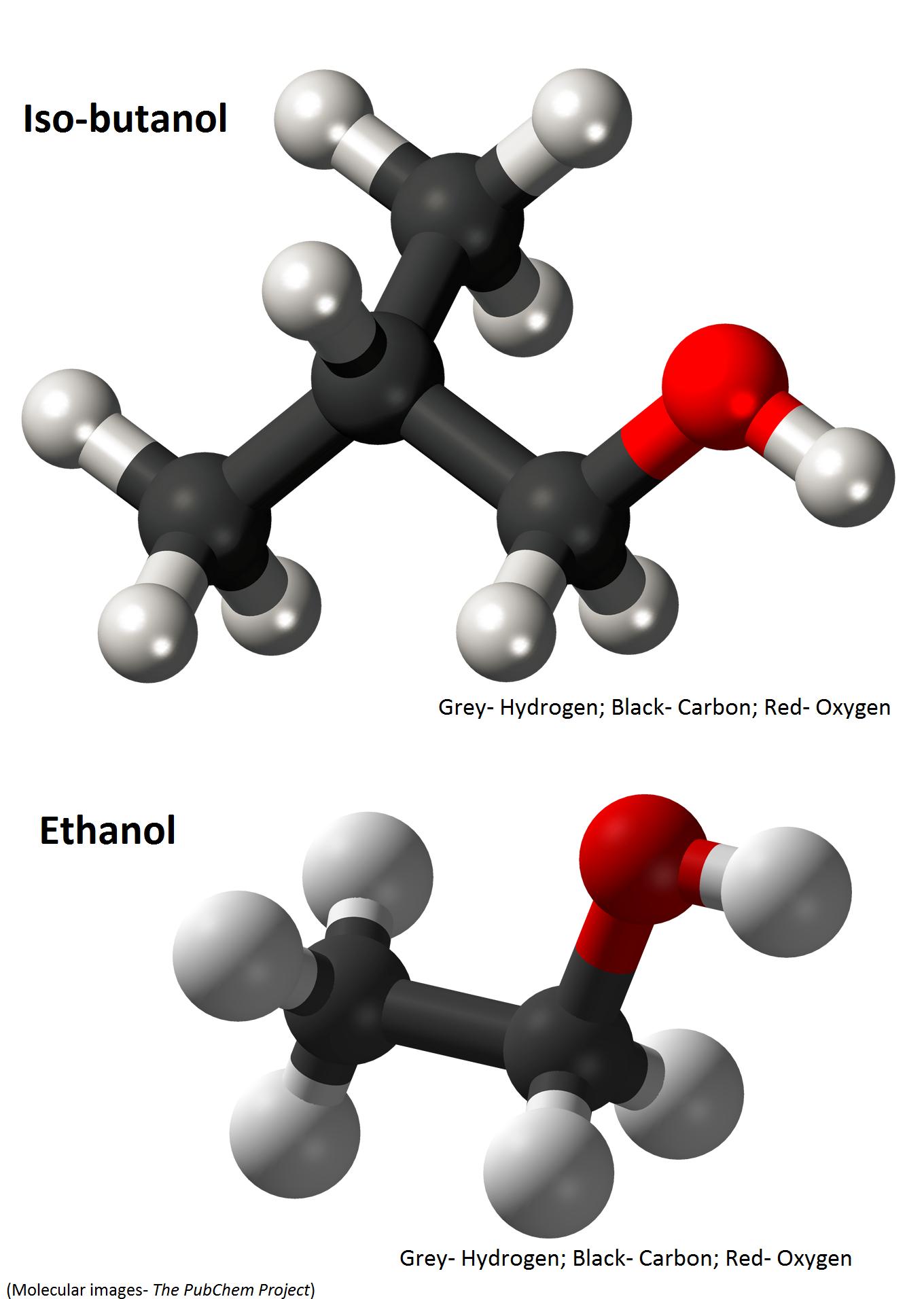 Isobutanol vs. Ethanol
